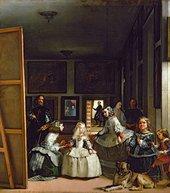 Diego Velázquez Las Menias 1656–7