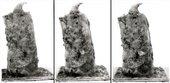 Dieter Roth Gartenzwerg 1972 Changing condition of sculpture: May 2006 / September 2006 / December 2006