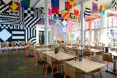 Tate Liverpool's 'dazzling' new café