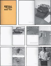 Ed Ruscha Royal Road Test 1967