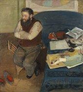 Edgar Degas Diego Martelli 1879