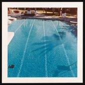 Edward Ruscha Pool #6 1968