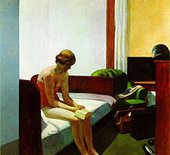 Edward Hopper Hotel Room 1931