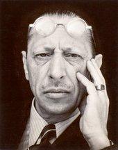 Edward Weston, Igor Stravinsky 1935 © 1981 Center for Creative Photography