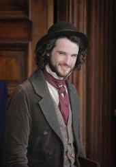 Tom Sturridge as Millais in Effie Gray