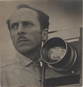Tina Modotti Portrait of Edward Weston with his Camera, Mexico 1923 The Sir Elton John Photographic Collection