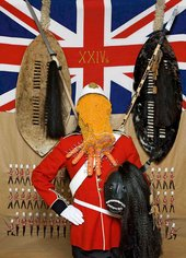 Andrew Gilbert, Fix Bayonets and Die like British Soldiers Die, 2007