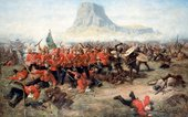 Charles Edwin Fripp The Battle of Isandlwana, 22 January 1879 c1885