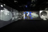 Andy Warhol's Exploding Plastic Inevitable (1966-67).