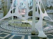 Ernesto Neto Leviathan Thot Installation 2006