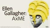 Ellen Gallagher web banner