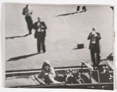 Abraham Zapruder Assassination of John F Kennedy, November 22 1963