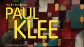 paul klee written in yellow all caps