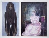 Marlene Dumas Great Britain 1995–7