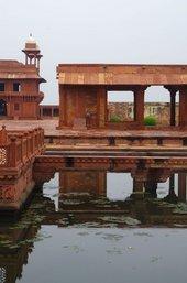 Nasreen Mohamedi Fatehpur Sikri India