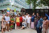 Regeneration and Community Partnership Programme, The Feasting Mouth, Exyzt, Summer 2014