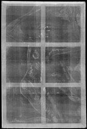 Digital X-radiograph of Otaïti 1930