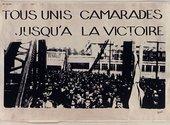 Tous unis camarades jusqu'à la victoire 1968