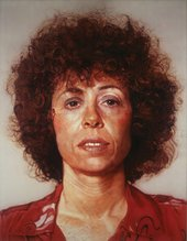 Chuck Close, Linda 1975–6