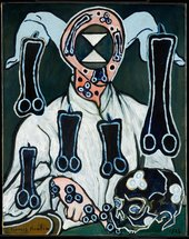 Francis Picabia, Portrait of a Doctor c.1935–1947