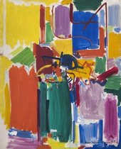 Hans Hofmann, Radiant Space 1955