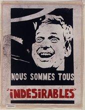 Nous sommes tous indésirables 1968