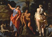 Annibale Carracci, The Choice of Heracles c.1596