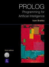 Cover of Prolog: Programming for Artificial Intelligence by Ivan Bratko, 3rd edn, Essex 2001, featuring Hans Hofmann's Pompeii 1959