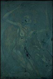 Otaïti 1930 under ultraviolet light