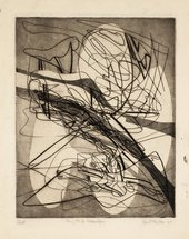 Fig.3 Stanley William Hayter Myth of Creation 1940