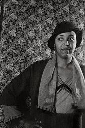 Carl Van Vechten, Ethel Waters 1932