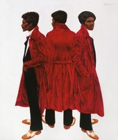 Barkley L. Hendricks, Sir Charles, Alias Willie Harris 1972