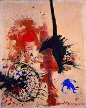 Hans Hofmann, The Prey 1956
