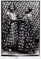 Seydou Keïta, Untitled (Two Women) 1958, printed 1997
