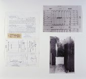 Gordon Matta-Clark, Fake Estates (Little Alley Block 2497, Lot 42) 1973