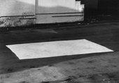 Dennis Oppenheim, Salt Flat 1968 Photographic documentation