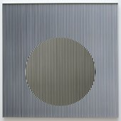 Fig.4 Carlos Cruz-Diez Physichromie No.113 1963, reconstructed 1976