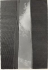 Anarchitecture Group/Gordon Matta-Clark, Anarchitecture: World Trade Towers 1974