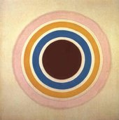 Kenneth Noland, Blush 1960