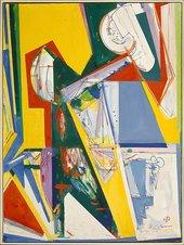 Hans Hofmann, The Window 1950