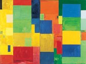Hans Hofmann, Combinable Wall I and II 1961