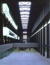 The Turbine Hall, Tate Modern, London, c.2000