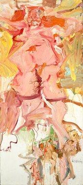 Willem de Kooning, Woman, Sag Harbor 1964