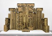 Louise Nevelson, An American Tribute to the British People 1960–4