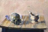 Lawrence Gowing Still Life: Vanitas 1965