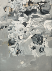 Jay DeFeo Untitled (Everest)