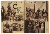'Coronation: Ceux qui Regardaient…', Regards, no.175, 20 May 1937, pp.6–7, with photographs by Henri Cartier-Bresson