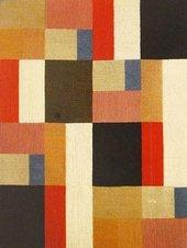 Sophie Taeuber-Arp Vertical-Horizontal Composition (Composition verticale-horizontale) 1916