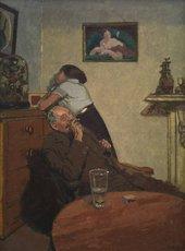 Walter Sickert Ennui c.1914