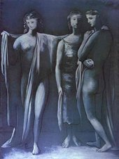 Pablo Picasso, The Three Graces 1923